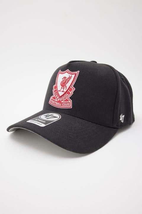 47 Brand MVP DT Liverpool FC Badge Black