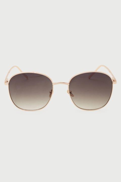 Reality Eyewear Double Fantasy Gold