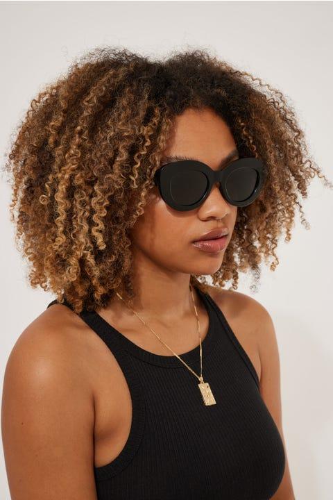 Reality Eyewear Marmont Polarised Black