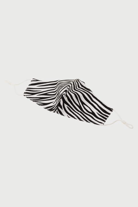 Token Cotton Face Mask Zebra