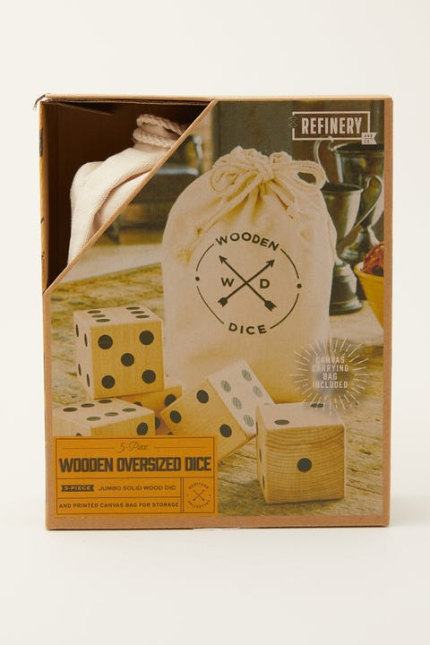 Refinery And Co Oversized Dice