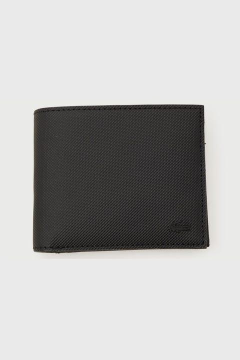 Lacoste Classic S Billfold Coin Black