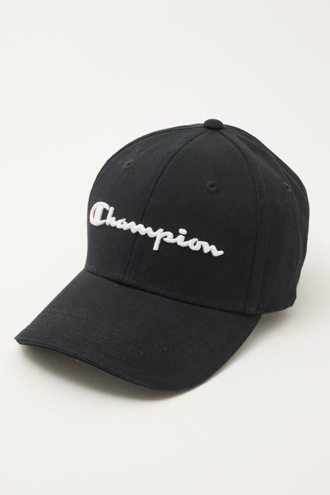 Champion Dad Cap Black