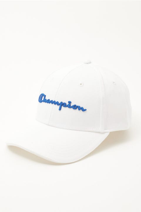 Champion Dad Cap White