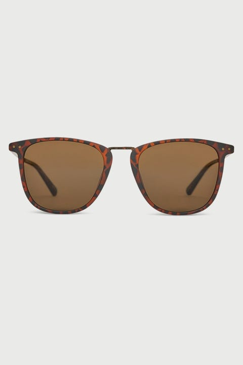 Local Supply NYC Matte Tort/Dark Brown
