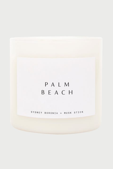 Sunnylife Small Scented Candle Palm Beach