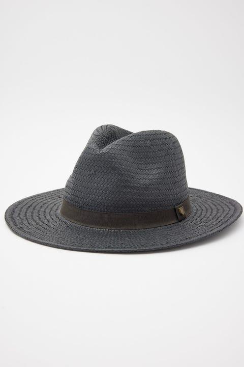 Brixton Passage Sun Hat Black