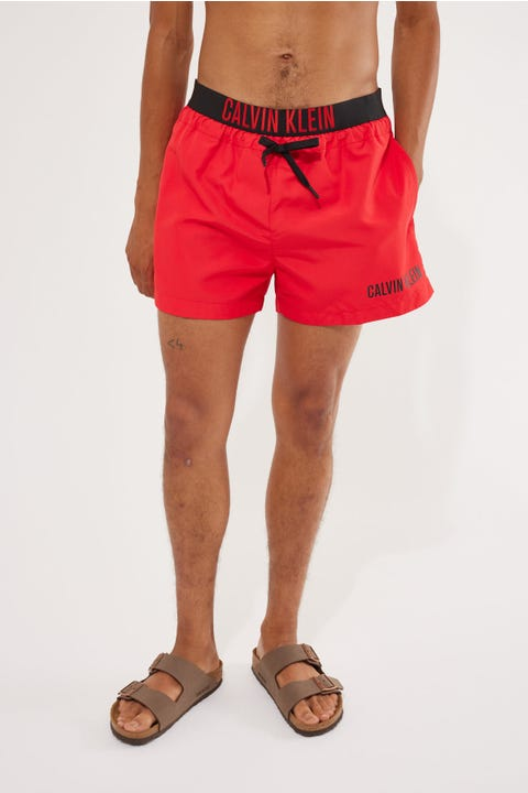 Calvin Klein Intense Power Short Drawstring High Risk