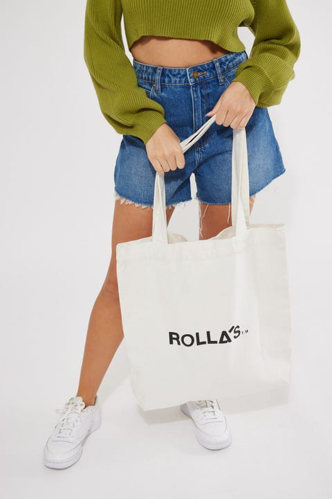 Rolla's Rolling Stone Tote Natural