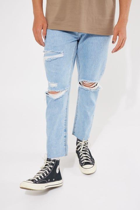 Abrand A Chopped Straight Jean Walkman Rip