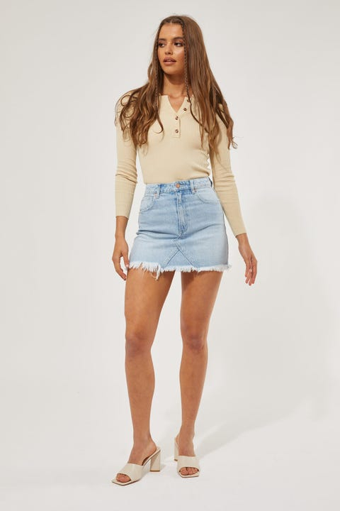 Abrand A Aline Skirt Gina