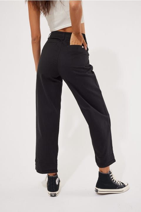 Brixton Victory Trouser Pant Black