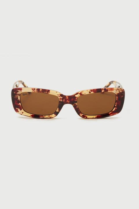 Reality Eyewear Bianca Honey Turtle