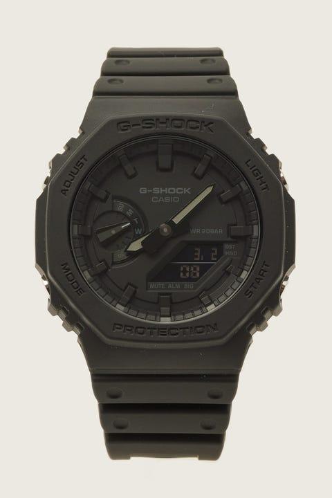 G-shock GA2100-1A1 Black/Black