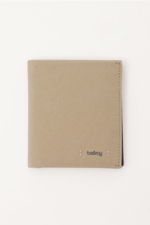 Bellroy Note Sleeve Woven Lichen Grey