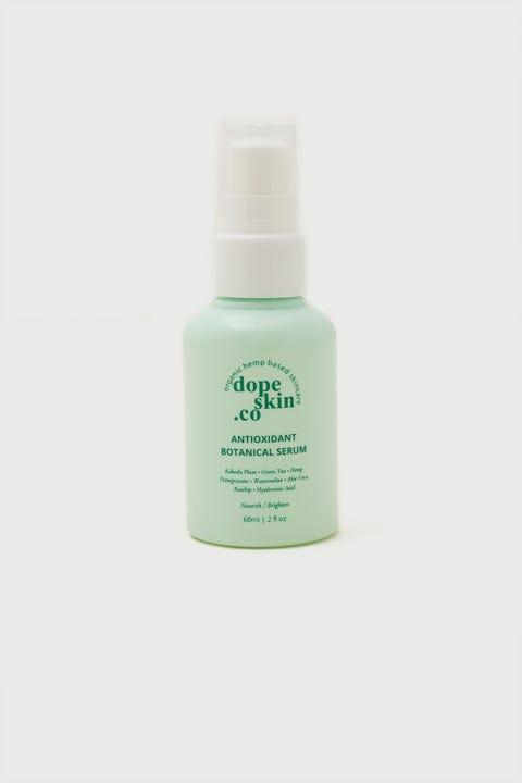 Dope Skin Co Botanical Facial Serum