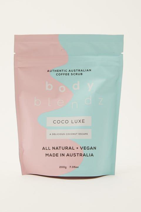 Body Blendz Coco Luxe Coffee Scrub