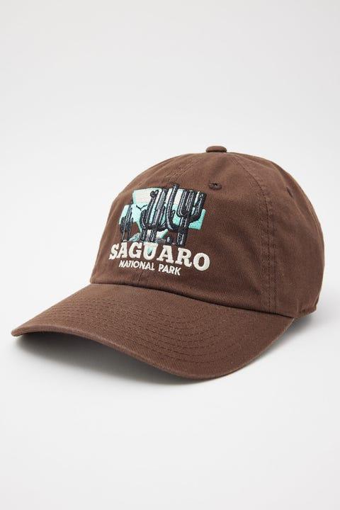 American Needle Saguaro Ball Park Chocolate