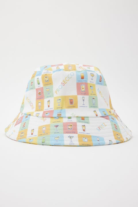 Barney Cools Cocktail Hour Bucket Hat