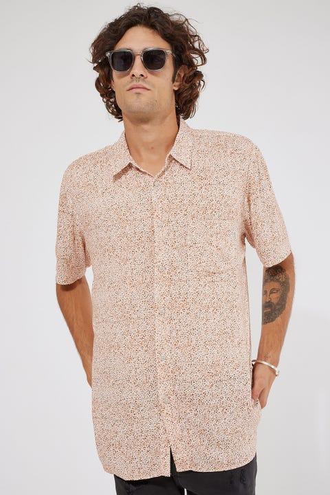 Barney Cools Holiday Shirt Animal Leaopard