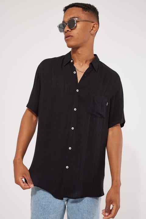 Barney Cools Homie Shirt Black Boho