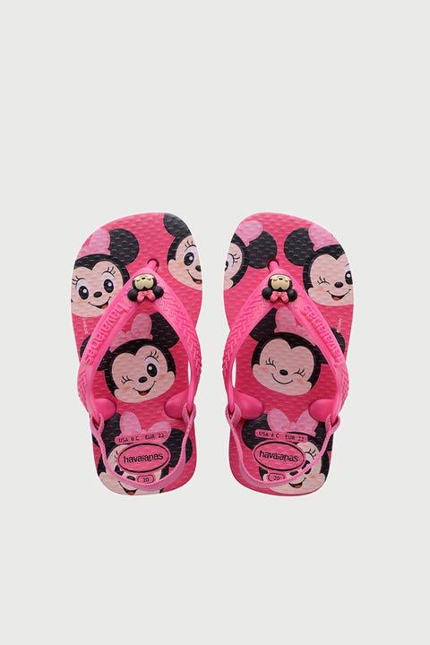 Havaianas Baby Disney Classics Pink Flux
