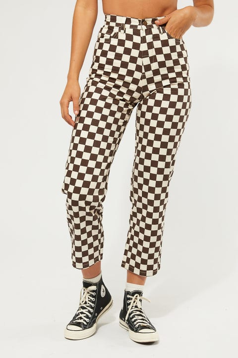 Thrills Aalto Pant Washed Cocoa