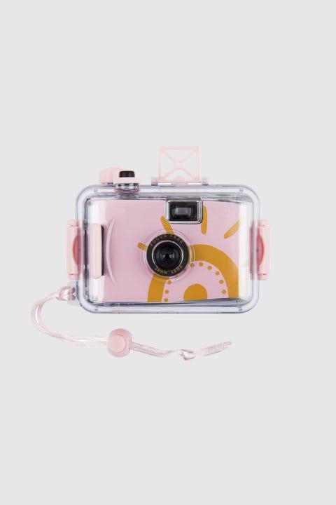 Sunnylife Underwater Camera Desert Palms Candy Pink