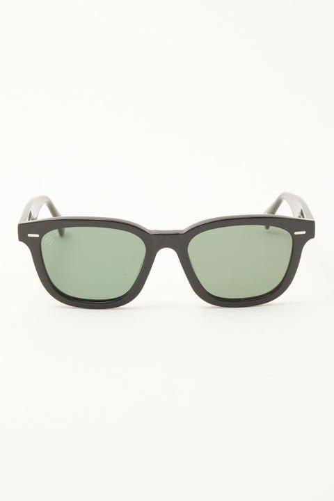 Raen Myles Polarized Crystal Black/Green