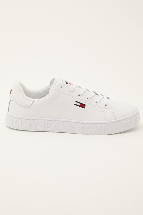 Tommy Jeans Cool Tommy Jeans Sneaker White