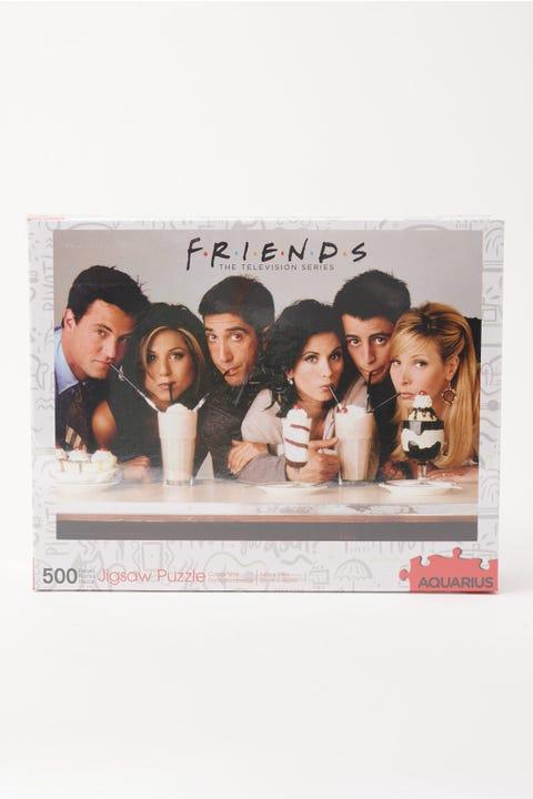 Friends Milkshakes Puzzle