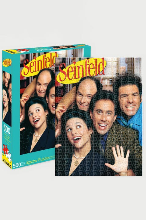 Seinfeld Group Puzzle