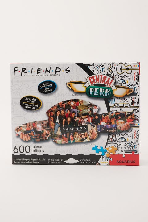 Friends Central Perk Double Sided Puzzle
