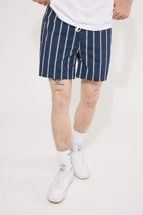 Academy Brand Stripe Boardy Navy Stripe
