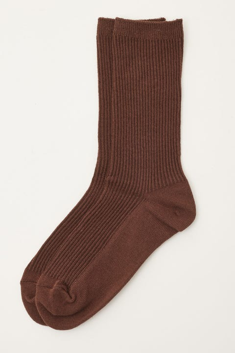 Token Zane Sock Chocolate Brown