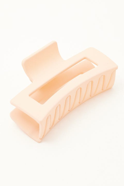 Token Matte Cute Hair Claw Peach