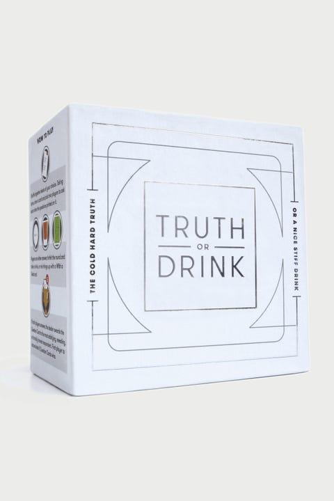 Cut Truth Or Drink