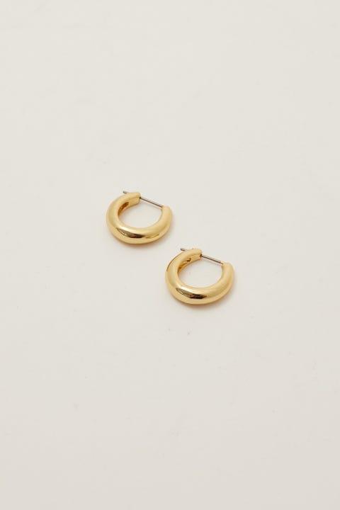 Perfect Stranger Zinna Earring 18K Gold Plated