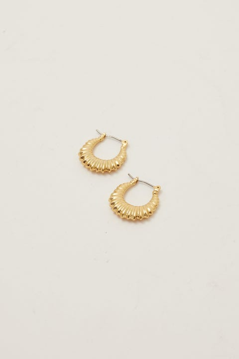 Perfect Stranger Mimi Earring 18K Gold Plated