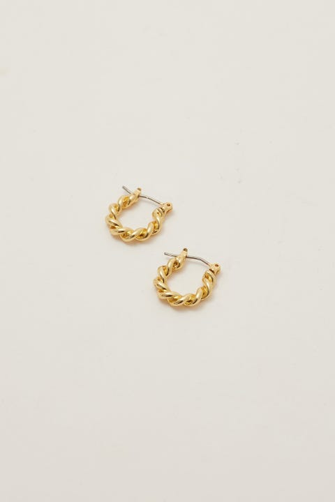 Perfect Stranger Lyla Earring 18K Gold Plated