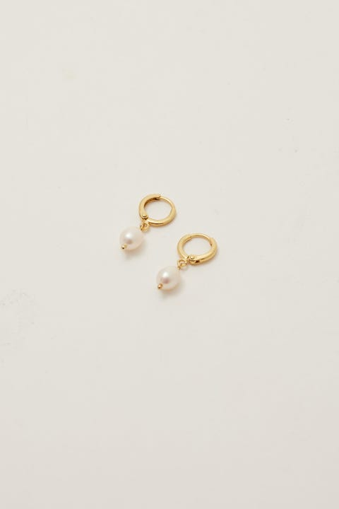 Perfect Stranger Zoe Earring 18K Gold Plated