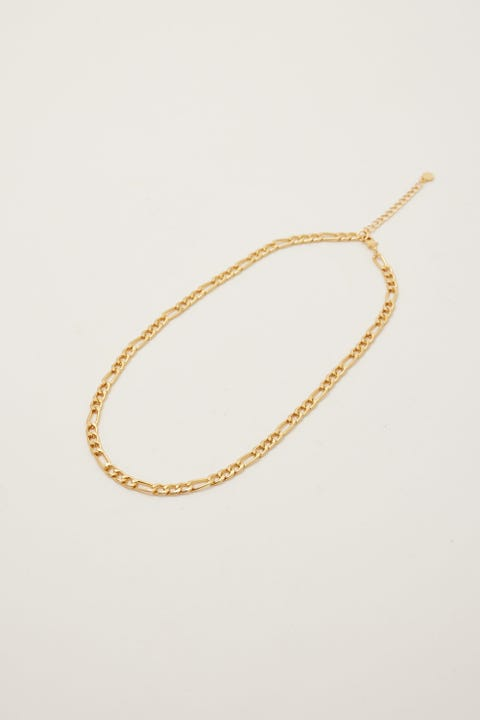Perfect Stranger Ari Necklace 18K Gold Plated
