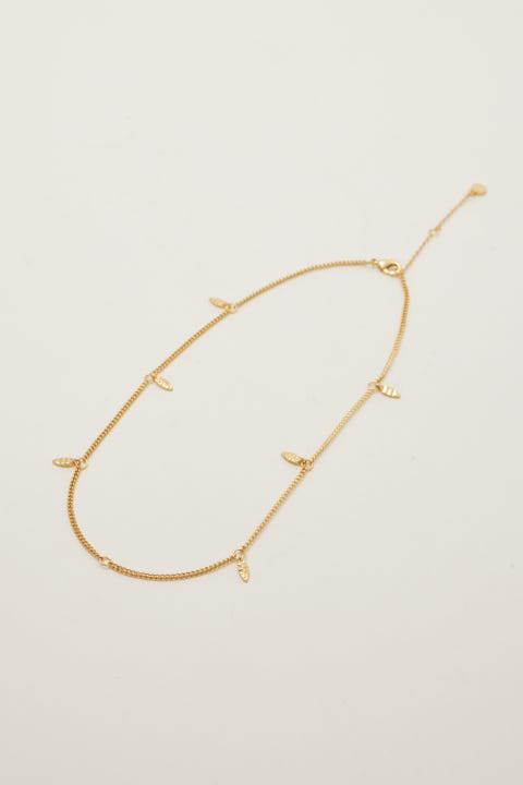 Perfect Stranger Eva Necklace 18K Gold Plated
