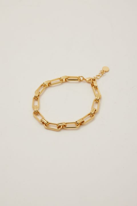 Perfect Stranger Vivi Bracelet 18K Gold Plated