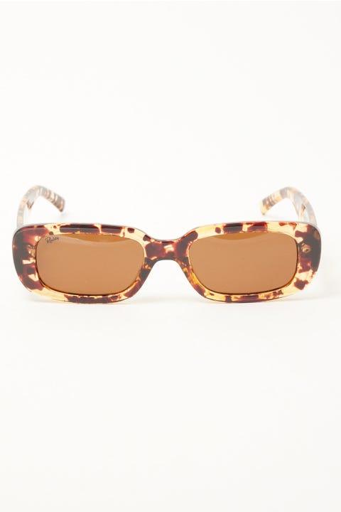 Reality Eyewear Xray Specs Polarised Honey Turtle