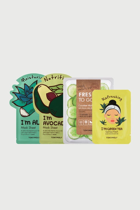 Tonymoly Hydration Mask Set 3 + 1