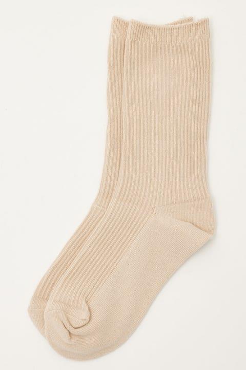 Token Zane Sock Taupe