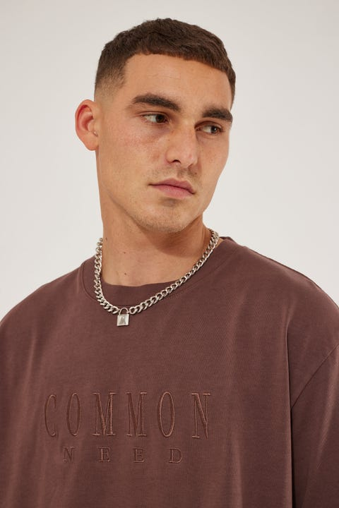Neovision Padlock Necklace Silver