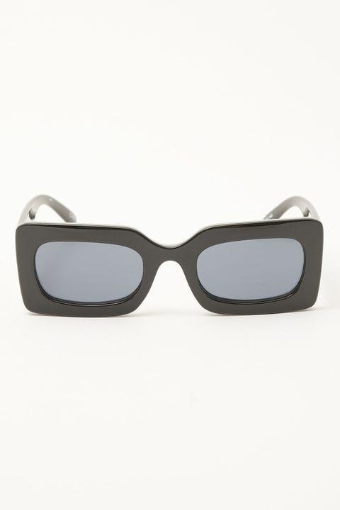 Le Specs Oh Damn! Black Smoke Mono