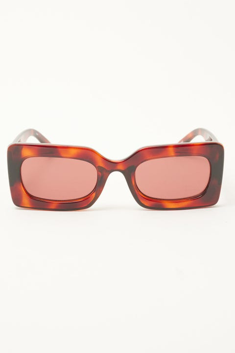 Le Specs Oh Damn! Toffee Tort Rose Mono